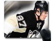 "for Sports Hockey NHL Sidney Crosby Pittsburgh Penguins Mouse Pad, Rectangle Mousepad 8"""" x 9"""""" 9SIA6HT3W64702"