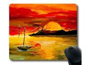for Colorful Oil Painting Rectangle Mouse Pad 8
