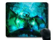 "for World of Warcraft Illidan Stormrage Games 004 Rectangle Mouse Pad 10"""" x 11"""""" 9SIAAWT4BA6126"
