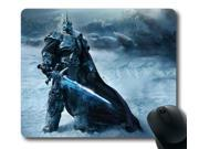 "for World of Warcraft Wrath of the Lich King Game Rectangle Mouse Pad 10"""" x 11"""""" 9SIAC5C5AK0414"