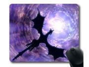 """for The Elder Scrolls V: Skyrim Dragonborn Custom Mouse Pad Rectangle 9"""" x 10"""""""