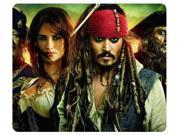"for Movies Pirates of The Caribbean on Stranger Tides Rectangle Mouse Pad 8"""" x 9"""""" 9SIAC5C5AB3450"
