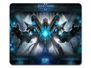 "diy and custom mousepad,Starcraft 2 Heart of the Swarm Crack , mouse pads 10"" x 11"""