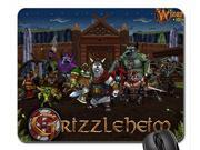 Wizard101 Grizzleheim Mouse Pad, Mousepad  8