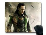 "Loki- Thor the Dark World Customized Mouse pad, Personalized Loki- Thor in the Dark World Mouse Pads 9"""" x 10"""""" 9SIAC5C5AD7625"
