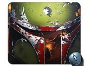 "Custom Han Solo and Boba Fet - Star Wars_v93 Mouse Pad g4215 10"""" x 11"""""" 9SIA6HT4364276"