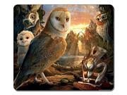 "Legend Of The Guardians The Owls Of Ga'Hoole Personalized MousePads Natural Eco Rubber Durable Design Non-skid Gaming Mouse Pad/Mouse Mat 220*180*3MM 8"""" x 9"""""" 9SIA6HT4352933"