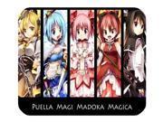 "Puella Magi Madoka Magica Kaname Homura Mahou Shoujo Anime Mouse Pad computer Mousepad (04) 10"""" x 11"""""" 9SIA6HT4359310"