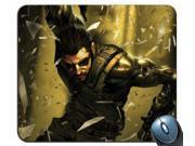 "Custom Deus Ex Human Revolution v2 Mouse Pad g4215 9"" x 10"""