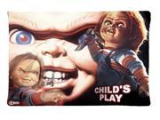 Charles Lee Ray Chucky Doll Custom Pillowcase Rectangle Pillow Cases 75*50CM (two sides) 9SIA6HT47W6982