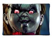 Charles Lee Ray Chucky Doll Custom Pillowcase Rectangle Pillow Cases 90*50CM (two sides) 9SIA6HT47W3188
