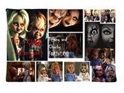 Charles Lee Ray Chucky Doll Custom Pillowcase Rectangle Pillow Cases 65*50CM (two sides) 9SIA6HT47W3800