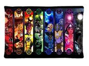 Green Lantern Custom Pillowcase Rectangle Pillow Cases 75*50CM (two sides)