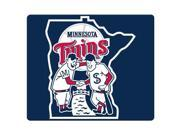 game Mouse Mat cloth - rubber Washable Excellent for All Mouse Types Minnesota Twins 8