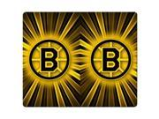 Game Mouse Mats rubber - cloth Light Weight Excellent for All Mouse Types boston bruins 10