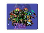 Game Mousepads rubber * cloth Smooth Soft Legend of Zelda 9