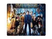 "Gaming Mouse Pads cloth + rubber smooth black rubber back Night at the Museum Secret of the Tomb 9"""" x 10"""""" 9SIA6HT4NY2003"