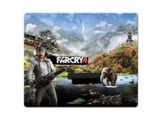 game Mouse Mat cloth / rubber cloth Surface Optical Far Cry 9
