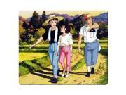 "gaming mouse mat rubber + cloth Quality Custom Grave of the Fireflies 8"""" x 9"""""" 9SIA6HT4P00383"