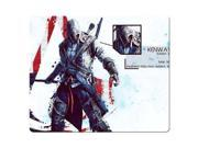 game Mousepad cloth * rubber smooth surface Excellent for All Mouse Types Assassin's Creed 8
