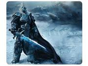 "World Of Warcraft Wrath Of The Lich King Game Mouse Pad, Customized Rectangle Mousepad 9"""" x 10"""""" 9SIA6HT5YA9482"