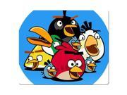 Game Mousepads rubber cloth Computer mouse movement Angry Birds 8