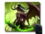 "World of Warcraft Illidan Stormrage Games 003 Rectangle Mouse Pad 8"""" x 9"""""" 9SIA6HT5YF5070"
