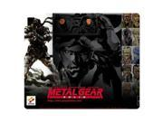 gaming mousemats rubber and cloth rubber and cloth high performance Metal Gear Solid 9