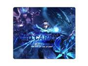 gaming mousemat rubber / cloth Non-skid design heroes of the storm 9