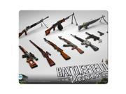 gaming mousepads cloth and rubber Environmental Rubber Base Battlefield 8