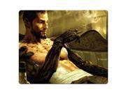 game Mouse Mat cloth rubber Great Quality Soft Deus Ex Human Revolution 8