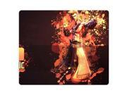 mousemat rubber cloth water resistant durable smite 10