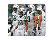 gaming mouse mats rubber - cloth Rubber Backing low-friction New York Jets 8