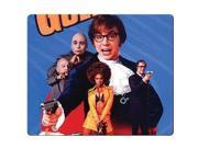 "game Mousepad cloth - rubber waterproof Stylish Austin Powers in Goldmember 9"""" x 10"""""" 9SIA6HT5Y96903"