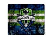 Mouse Mat cloth / rubber accurate natural rubber Seattle Sounders FC 10