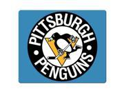 Game Mouse Pads cloth / rubber accurate low-friction Pittsburgh Penguins 8