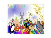 game Mousepad rubber & cloth Smooth Rubber Base Looney Tunes 9