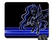 "My little Pony: Princess Luna Lines Mouse Pad, Mousepad Size:8"""" x 9"""""" 9SIA6HT6KJ0224"