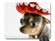 Mexican Beauty Mouse Pad, Mousepad (Dogs Mouse Pad) Size:8