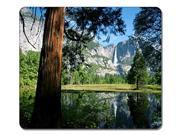 Design Mousepad Yosemite Falls Mouse Pad Personalized Beauty Mouse Mat Cute Gaming Mouse pad Size:9