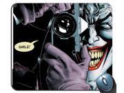 "Custom The Joker Say Cheese - Batman DC Comics Mouse Pad g4215 Size:8"""" x 9"""""" 9SIA6HT6KH8263"