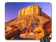 "monument rock shedding rocks Mouse Pad, Mousepad (Deserts Mouse Pad) Size:8"""" x 9"""""" 9SIA6HT6MR6042"