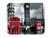 """london landmark red telephone booth Rectangle Non-Slip Rubber Gaming Mouse Pad,Mouse Mat,Mousepad Size:10"""""""" x 11"""""""""""" 9SIA6HT6MR7054"""