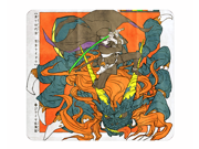 Mouse Pad rubber & cloth High quality game MousePad/Mat Customized Shin Megami Tensei  9