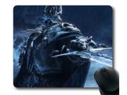 """World of warcraft wrath of the lich king rectangle mouse pad by icasepersonalized Size:9"""""""" x 10"""""""""""" 9SIA6HT74D8743"""