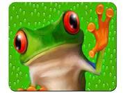 """Tree Frog Custom Mouse Pad from Redeye Laserworks Size:8"""""""" x 9"""""""""""" 9SIA6HT74F8507"""