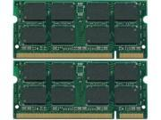 4GB (2X2GB) DDR2 SODIMM PC25300 667MHz LAPTOP MEMORY for Acer Aspire 6920