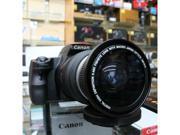 New Wide Angle Macro Fisheye Lens For Canon T3i T5i T4i EOS Rebel Camera