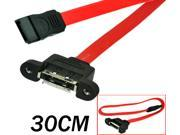 HQmade SATA To eSATA Adapter Cable For Mainboard To Case Panel