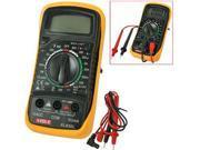 Digital Multimeter LCD Multimeter (XL-830L) Voltmeter Ammeter Ohmmeter OHM VOLT Tester
